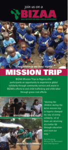 mission trip card front