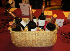 2014 gala wine auction item