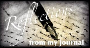 journal reflections