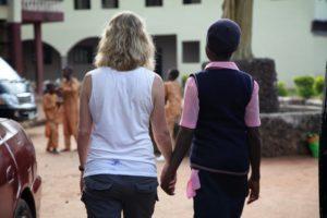 WALKING HAND IN HAND_Nigeria, 2014 (306)